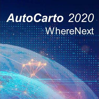 AutoCarto 2020 logo